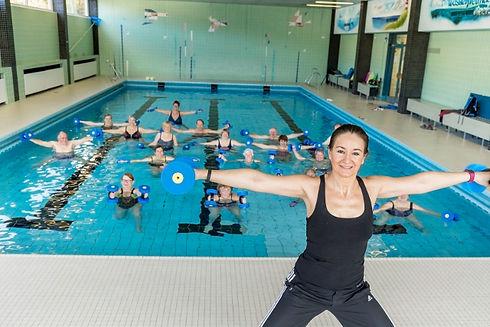 Titelseite Aquafitness Velbert Sports