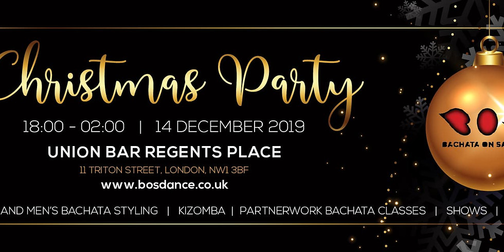 BOS - Christmas Party