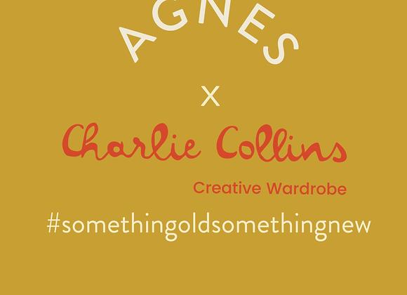 Agnes x Creative Wardrobe Treasure
