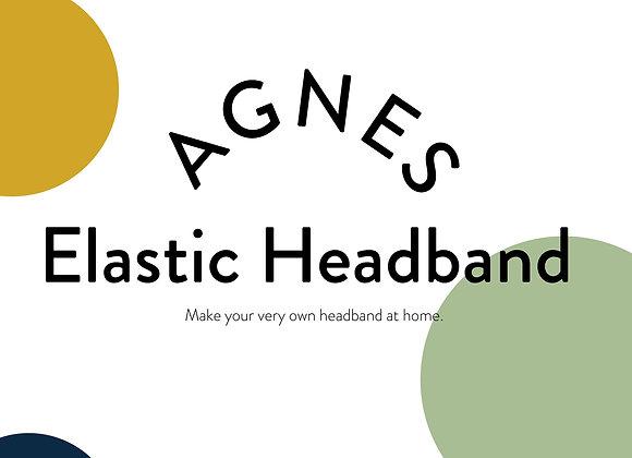 DIY Elastic Headband