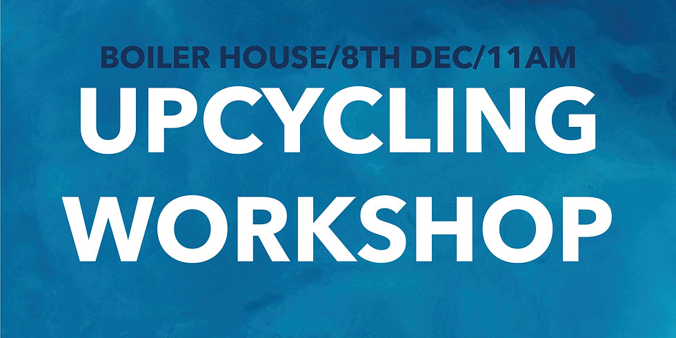 Agnes Ldn Upcycling Workshop