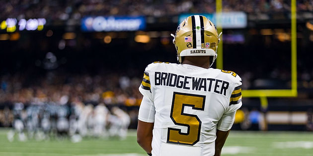 8f4672eb1 It was announced this morning that Teddy Bridgewater will start at QB  against the Carolina Panthers in the Saints season finale. He'll start for  the first ...