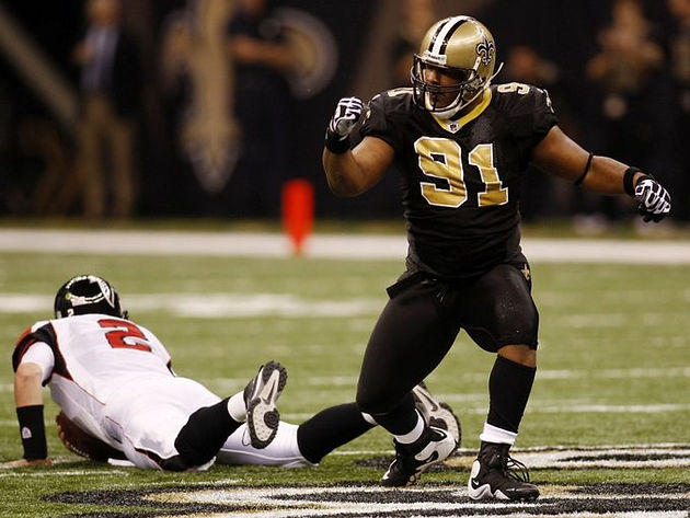 new concept 80a9f d2e46 Ross's All-Time Saints Defense | New Orleans Saints News ...