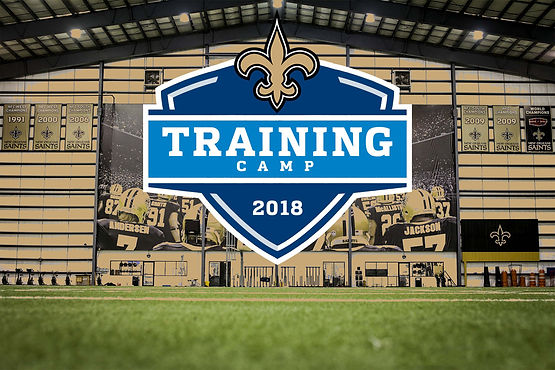 15ddbf44 5 Things to be Excited About Come Saints Training Camp | New Orleans ...