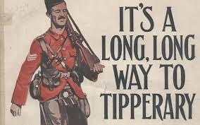 La strada per Tipperary