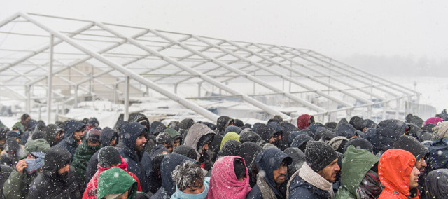 I valori dell'Europa di fronte al dramma dei migranti