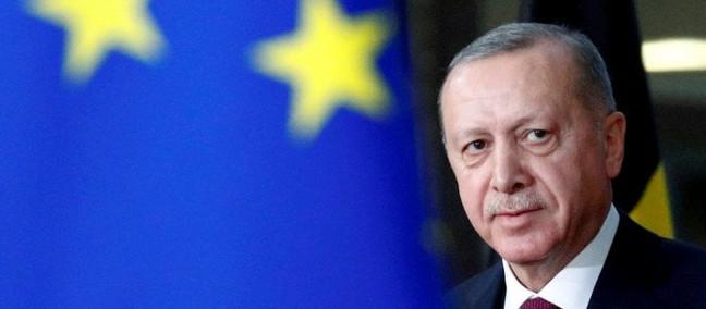 Unione europea e Turchia, passa la linea Draghi