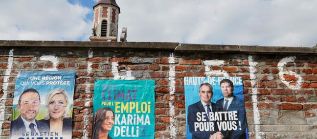 Vigilia elettorale in tutta la Francia