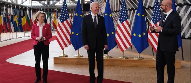 Biden in Europa
