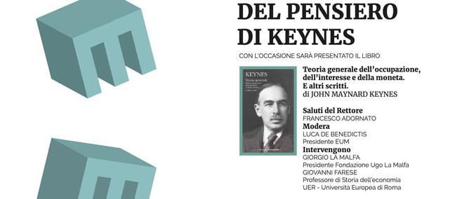 Attualità del pensiero di Keynes