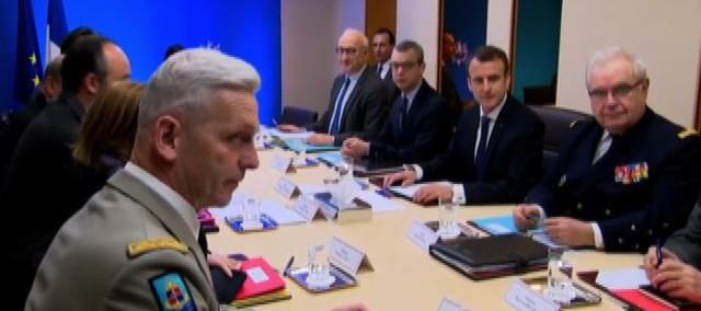 La crisi diplomatica franco-americana