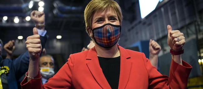La sfida scozzese