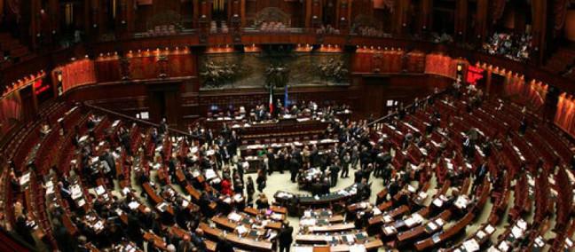 Una sessione parlamentare per il Recovery