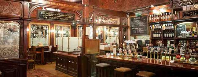 Il Pub e Westminster