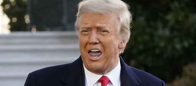 Trump fra guai giudiziari e nuova ipotesi Casa Bianca