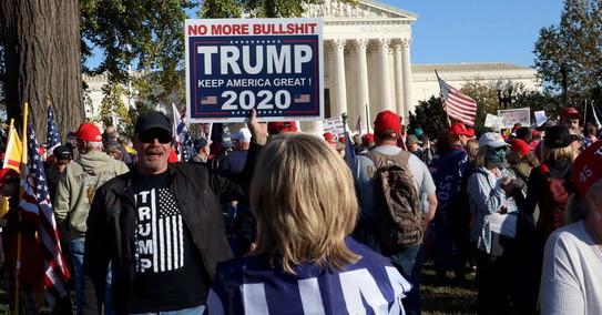 Lo stato sulle elezioni americane