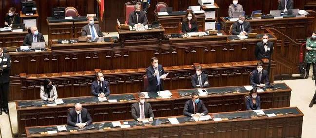 Maggioranza parlamentare o maggioranza politica