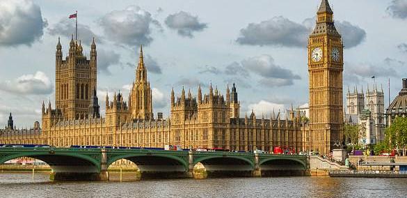 Londra in assetto corsaro