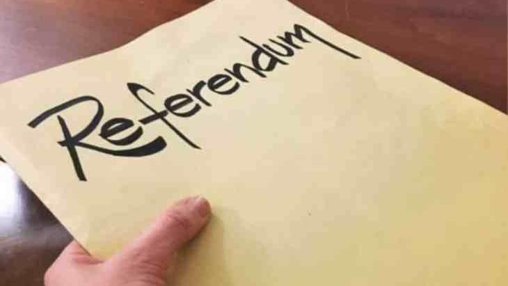 Brevi note sulla riduzione dei parlamentari
