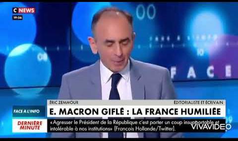 Mass-media e tribuni candidati della destra sovranista francese