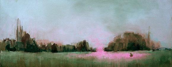 Sandrine RONDARD - Un jour, l'hiver...
