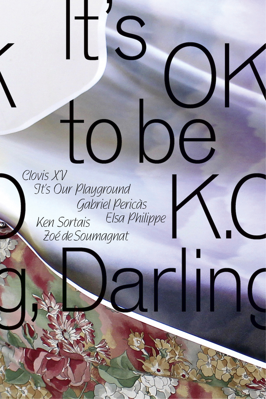 IT'S OK TO BE K.O. DARLING
