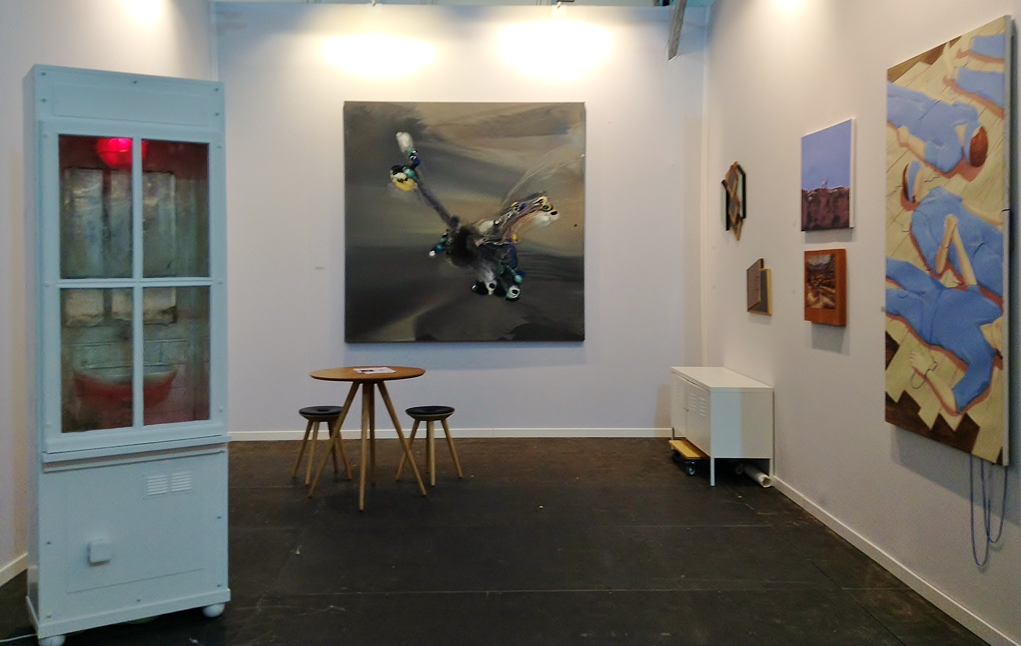 SLICK contemporary art fair 2015