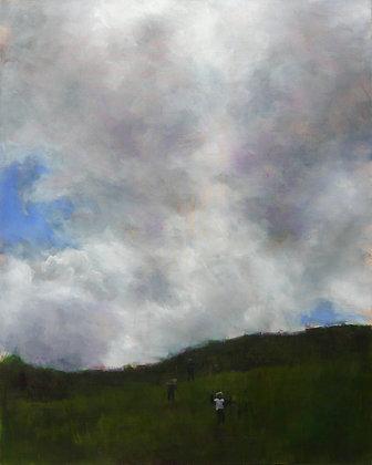 Sandrine RONDARD - Le ciel n°2