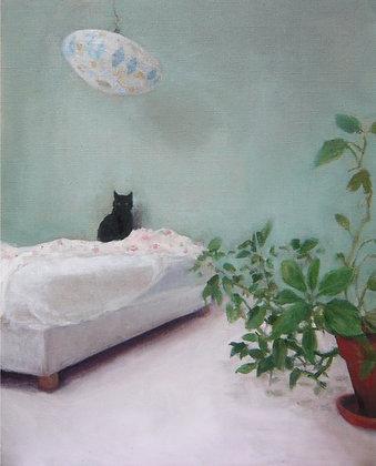 Sandrine RONDARD - Le chat dans la chambre de Marino