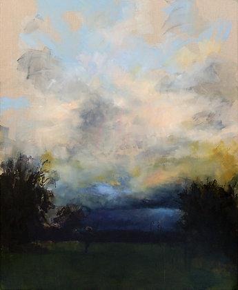 Sandrine RONDARD - Le ciel n°1
