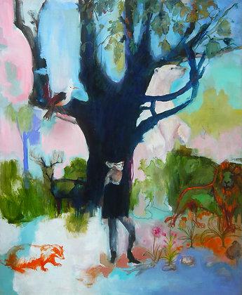 Sandrine RONDARD - La paix chez les bêtes, La chamane bis