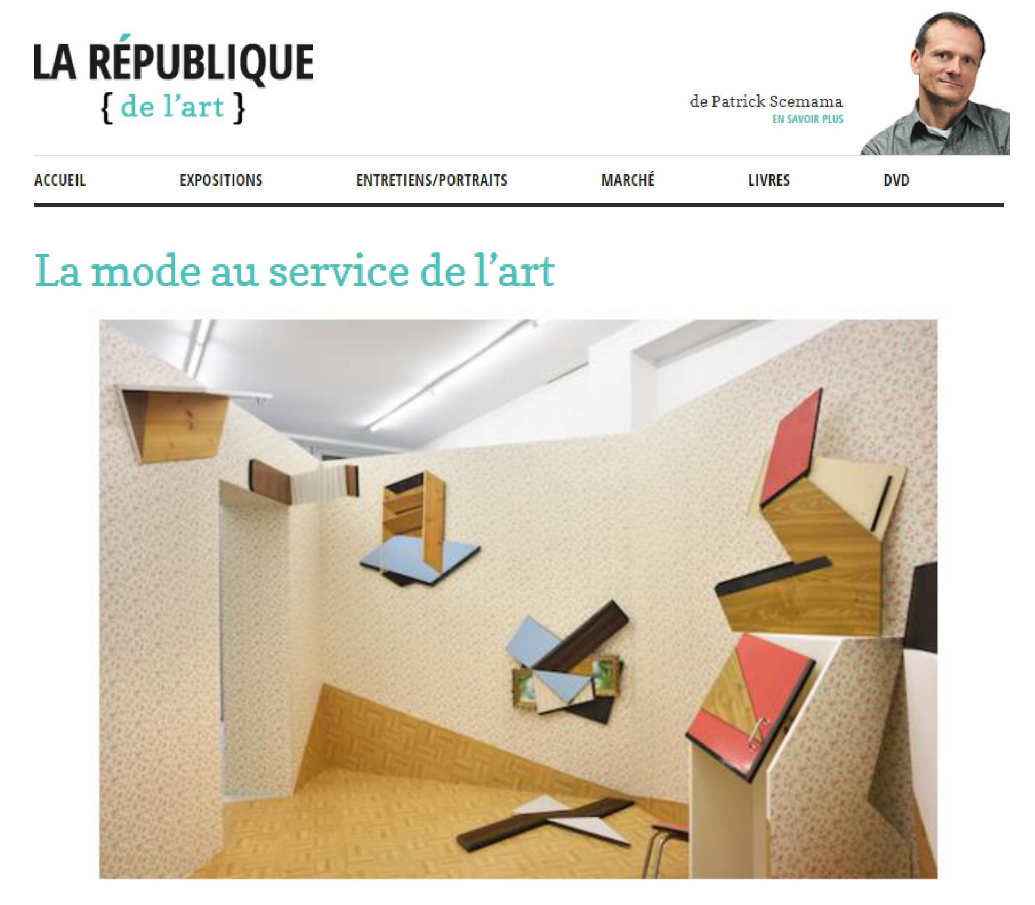 LA REPUBLIQUE DE L'ART