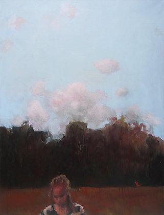 Sandrine RONDARD - Le soir rose bis