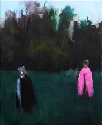 Sandrine RONDARD - Le film des masques