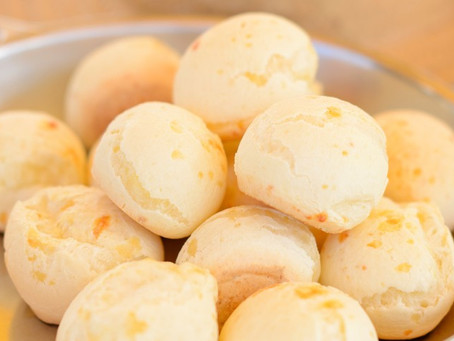 Receita: Pão de queijo sem ovo e sem glúten