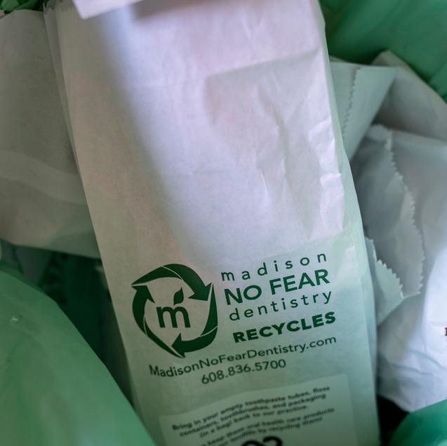 Toothbrush Recycle Program