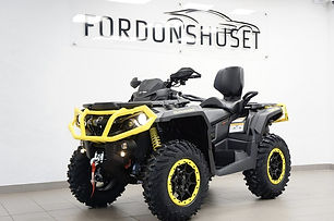 Can-Am Outlander 1000 MAX XTP T / OMG. LEV
