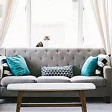 Grey Living Room Sofa.webp