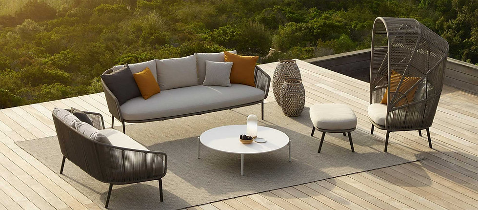 Luxury Outdoor Furniture Mcinterieur Monaco