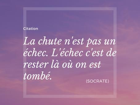 Citation de Socrate