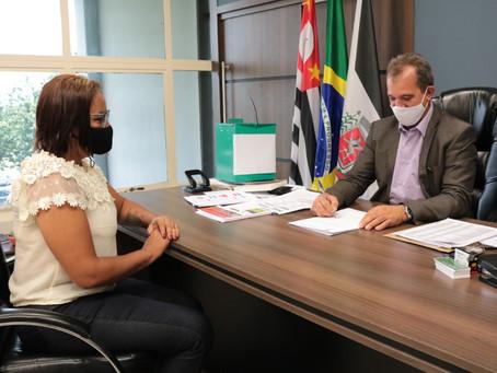 Leitinho pleiteia emenda de R$ 250 mil para a Saúde de Nova Odessa