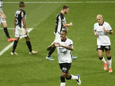 Corinthians goleia a Inter de Limeira e garante vaga nas semifinais do Paulistão