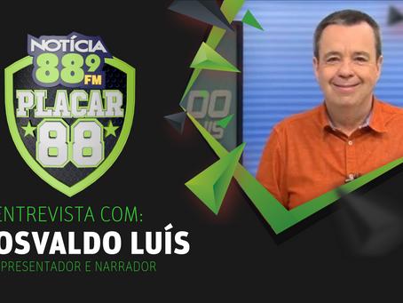 Entrevista com Osvaldo Luís