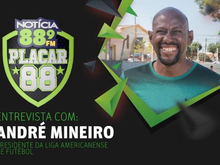 Entrevista com André Mineiro