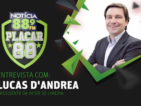 Entrevista com Lucas D'Andrea