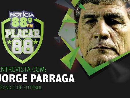 Entrevista com Jorge Parraga