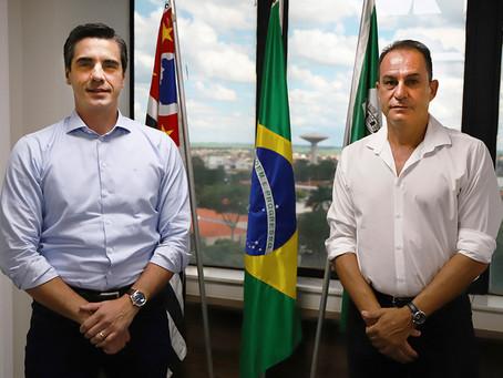 Prefeito Rafael Piovezan anuncia novo secretário de Desenvolvimento Econômico