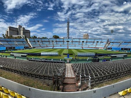 Centenário, em Montevidéu, será palco das finais da Libertadores e da Sul-Americana em 2021
