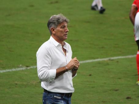 Renato Gaúcho é o primeiro nome do Corinthians; reunião deve acontecer na terça-feira