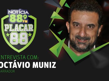 Entrevista com Octávio Muniz